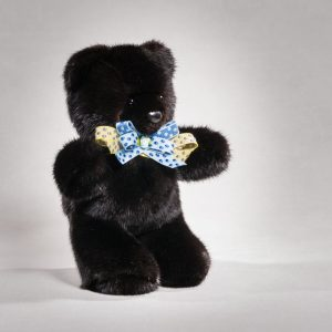 Buy Real Mink Black Bear