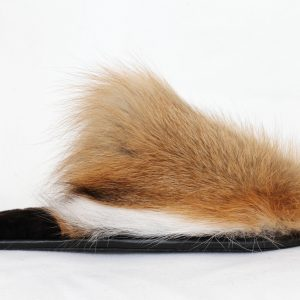 Buy Women's Real Red Fox Slippers